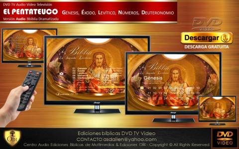 . DVD TV PENTATEUCO Catedral Punta Arenas