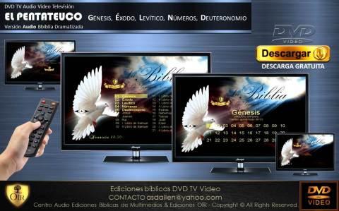 . DVD TV PENTATEUCO Paloma